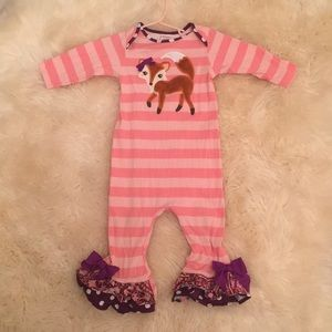 Other - Baby girl 24 month romper